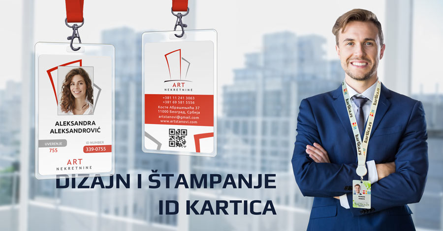 izrada ID kartice