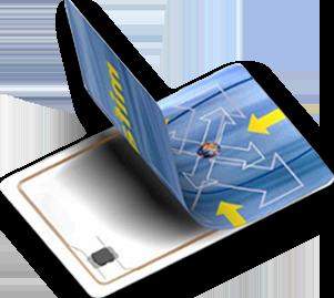 Rfid Mifare 1K kartica 13.56 MHz