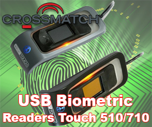 Eikon USB Biometric Readers Touch 510 and 710