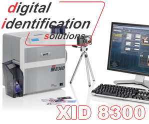 EDIsecure® XID 8300 – Retransfer printer