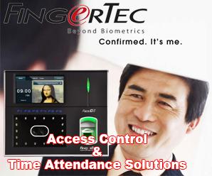 FingerTec Face ID 2