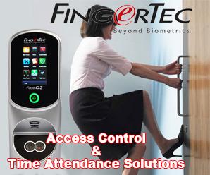 FingerTec Face ID 3