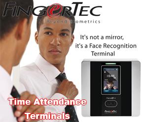 FingerTec Face ID 4