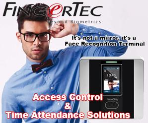 FingerTec Face ID 4d