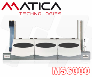Matica MS6000 CARD MAILING SYSTEM