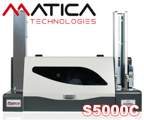 Matica S5000C Smart card personalizer