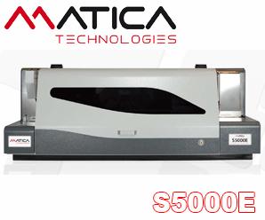 Embosser Matica S5000E