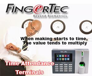 FingerTec TA100C & TA100CR