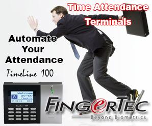 FingerTec Timeline 100