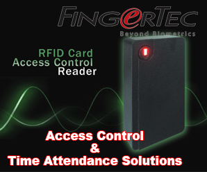 FingerTec i-Kadex
