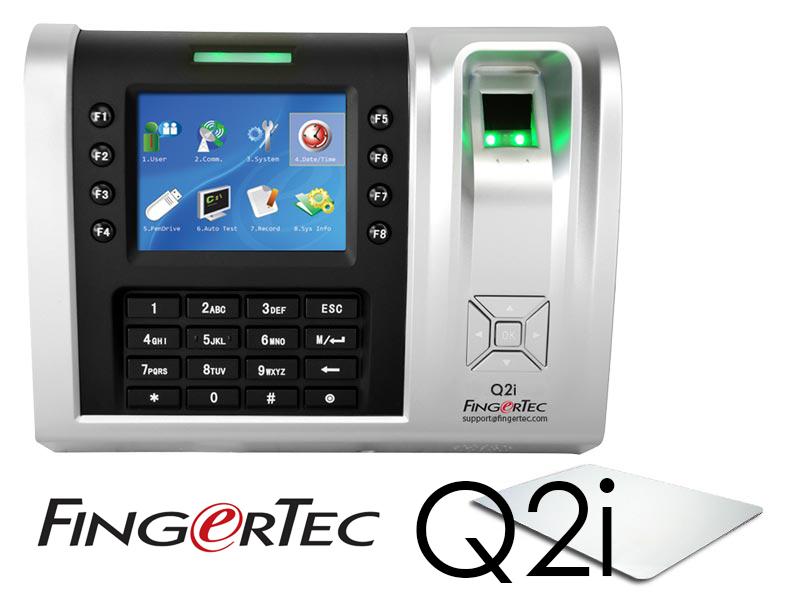 FingerTec's Q2i